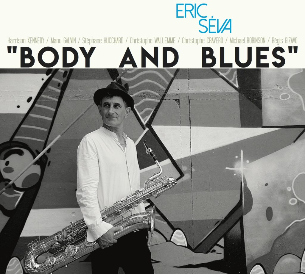 Pochette Body and Blues