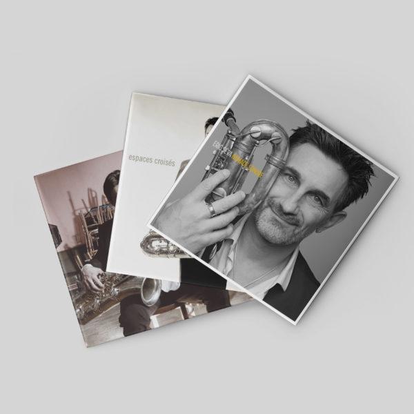 3 premiers albums Éric Séva