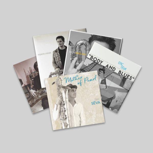 5 albums d'Éric Séva